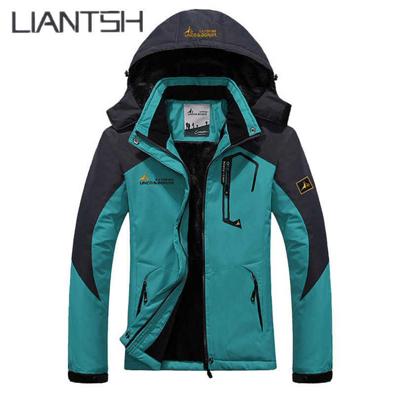 Winter Warm Outdoors Hiking Fleece Jacket Men Women Thicked Polar Fleece Jacket
