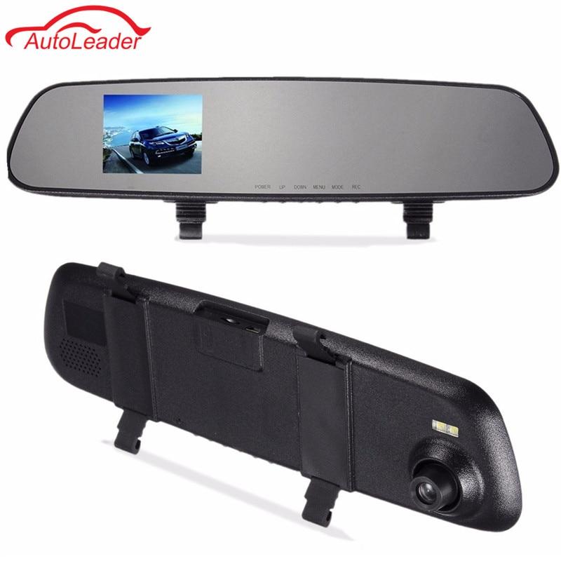 imágenes para 2.4 Pulgadas 720 P HD TFT Lente de La Cámara Del Coche DVR Del Vehículo Grabador de Vídeo Dash Cam g-sensor de Visión Nocturna aparcamiento de Vídeo Grabadora