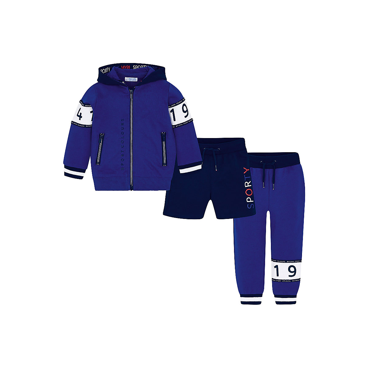 Children Two-Piece Suits Mayoral 10685223 Children Sportswear Accessories Costumes For The Child