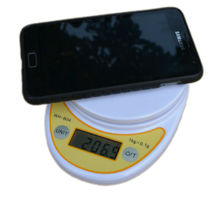 WeiHeng 1KG 0 1G Precision Mini Digital Kitchen Food Scale Portable Electronic Jewelry Laboratory Weight Scales