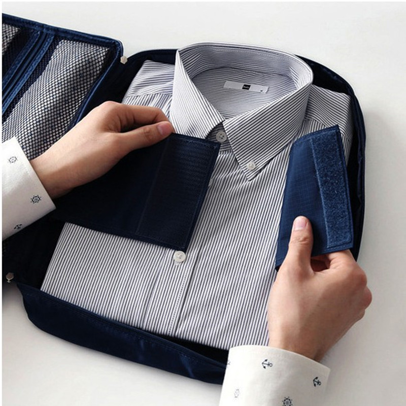 Travelling Shirt case with tie case