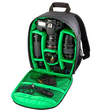 Profession Camera Dslr Bag Waterproof Pattern DSLR Camera Bag Backpack Video Bags for Camera Small Compact Camera Backpack