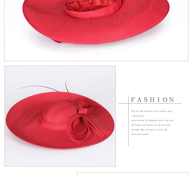 9_bow hat for woman