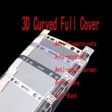 10 шт./лот fenghemei красочные 3D спереди и длинное сзади полная защита для корпуса для Samsung Note 8 Note 9 S8 плюс(не калёное Стекло