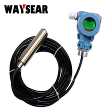 Input type level transmitter / sensor hydrostatic gauge Liquid depth tester Water Range 10 meters