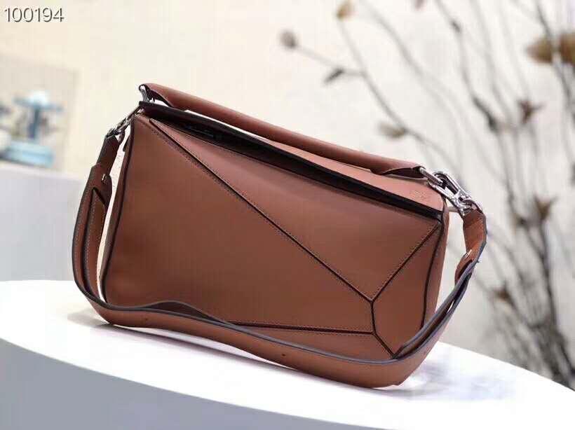 Women Handbag 2018 Luxury Style Genuine Leather Geometric Soft Female Shoulder Bag with Carry Strap Unisex
