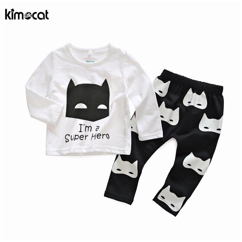 aab8fa54950f Aliexpress.com   Buy Kimocat Baby Girl Clothes Long Sleeve Newborn ...