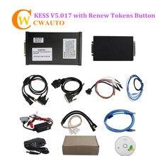 KESS V5.017 V2.23 ECU Programmer with Renew Tokens Button No Token Limitation Kess V2 Chip Tuning Tool