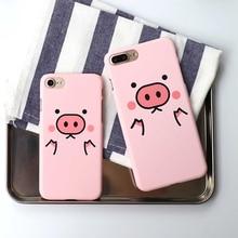 Etui Świnka Piggy iPhone