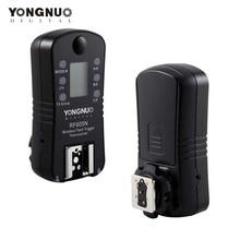 YONGNUO rf605n rf-605 Беспроводной группы внезапный трансивер для Nikon Зеркальные фотокамеры, один только 1 шт.