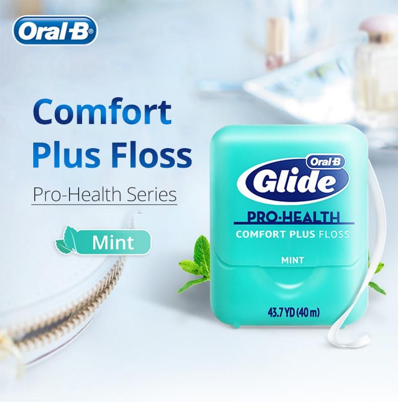 para higiene oral hortelã sabor 40m 2 6 pçs