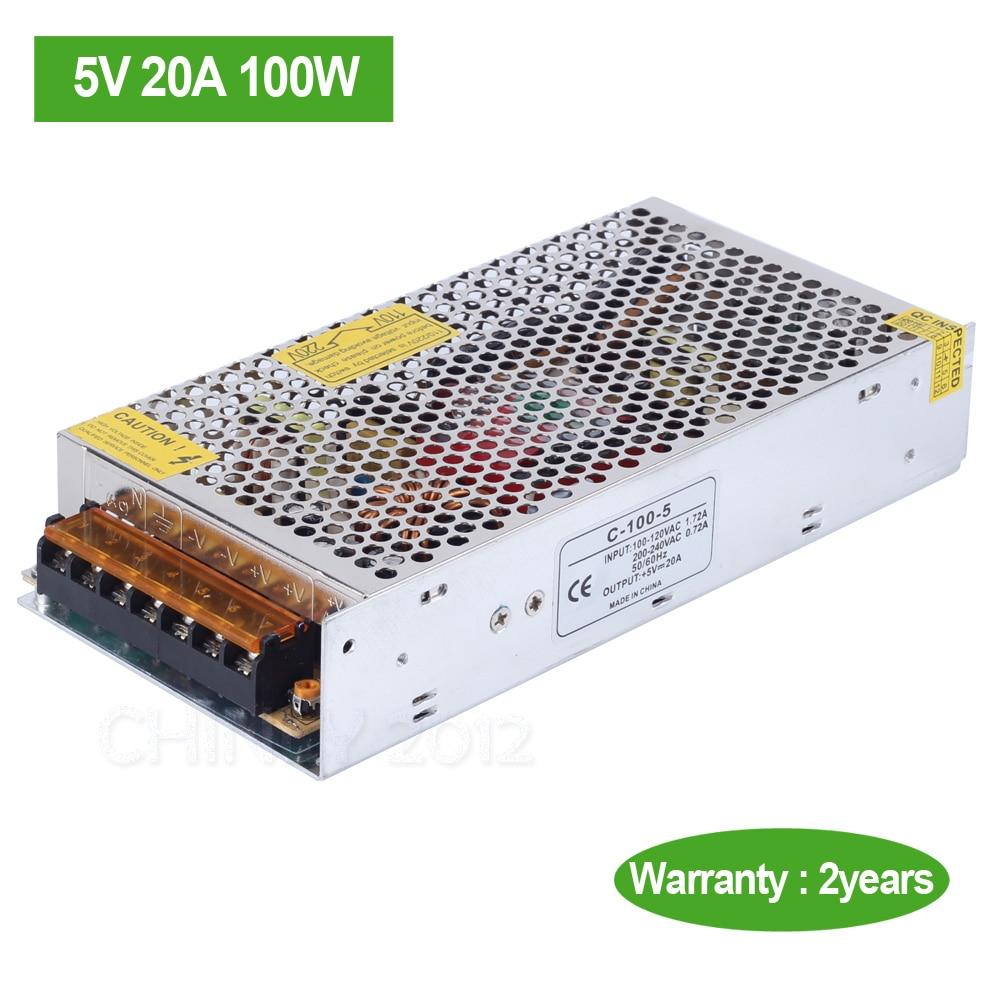LED էներգիայի մատակարարում DC5V 2A / 5A / 10A / - Լուսավորության պարագաներ - Լուսանկար 4