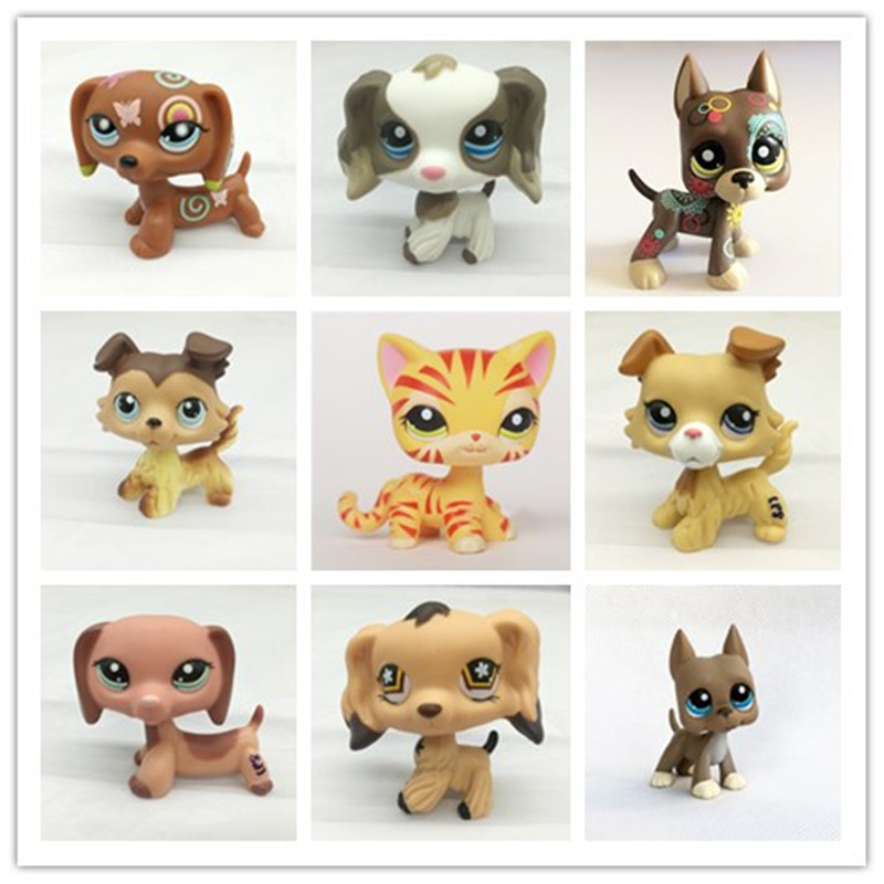 Really rare pet shop lps toy action standing colle...