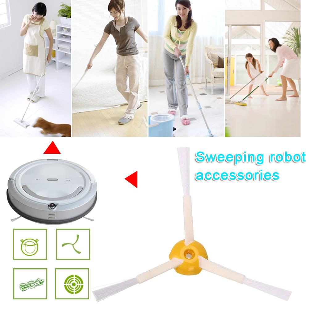 Household Home Sweeping Robot Brush Dust Removal Replacement Accessory Parts Cleaning Tools