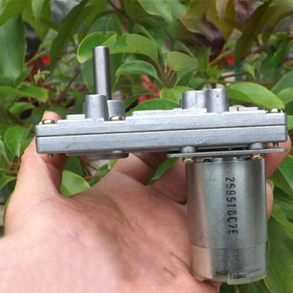 Takanawa 555 Motores Da Engrenagem do Metal de alta Qualidade 12 V-24 V DC Redução Motor Da Engrenagem De Alto Torque Baixo Ruído