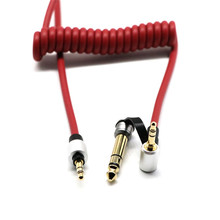 CARPPRIE Factory Price Replacement Stereo Audio Cable Cord For Beats By Dr Dre PRO DETOX Headphones Jan18