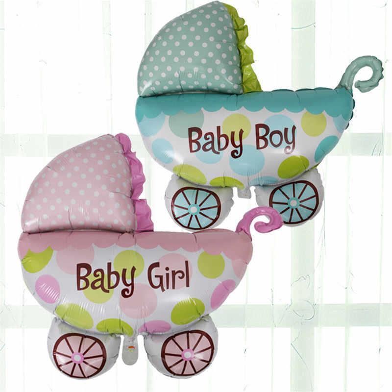 เด็กฟอยล์บอลลูนปาร์ตี้วันเกิดตกแต่ง air ลูกสาว Boy วันเกิดบอลลูน Helium บอลลูน party ซัพพลายหมวกการ์ตูน