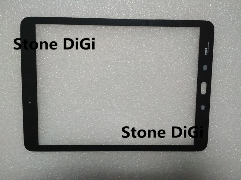 10PCS/LOT NEW 9.7 Inch Tablet PC Touch Screen Digitizer Glass For Samsung Galaxy Tab S2 T813 SM T813   Free  Tools Free Shipping-in Tablet LCDs & Panels from Computer & Office    1