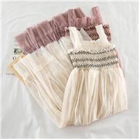 Summer-Dress-2019-Women-High-Waist-Tank-Chic-Streetwear-Casual-Vintage-Chiffon-Beach-Long-Dress-Ruffles
