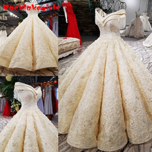 12580 Vintage Sleeveless Sexy Wedding Dresses 2018 Gowns