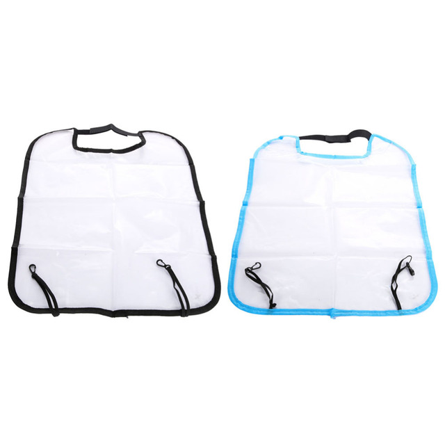 Car Seat Back Cover Protector For Kids Children Baby Kick Mat From Mud Dirt Clean Car Seat Covers Auto Protector Cover Promotion