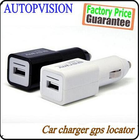 Mini gps Global Locator Car GSM/GPRS/GPS Car Locator Cellphone Could Give Alarm Car Charger Locator GPS Tracker