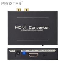 Prozor HDMI do optycznego dekodera Audio i wideo RCA L R HDMI 4K HDMI do pętli HDMI 2 1CH 5 1CH ekstraktor-konwerter dekoder dźwięku tanie tanio 44 1 kHz Pulpit NONE Z tworzywa sztucznego 24-bit 32-bit Audio and Video Adapter 84 5X61 8X21(mm) Brak HDMI to RCA HDMI Splitter