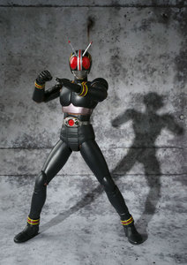 Image 4 - PrettyAngel ของแท้ Bandai Tamashii Nations S.H.Figuarts Masked Kamen Rider Black Action FIGURE