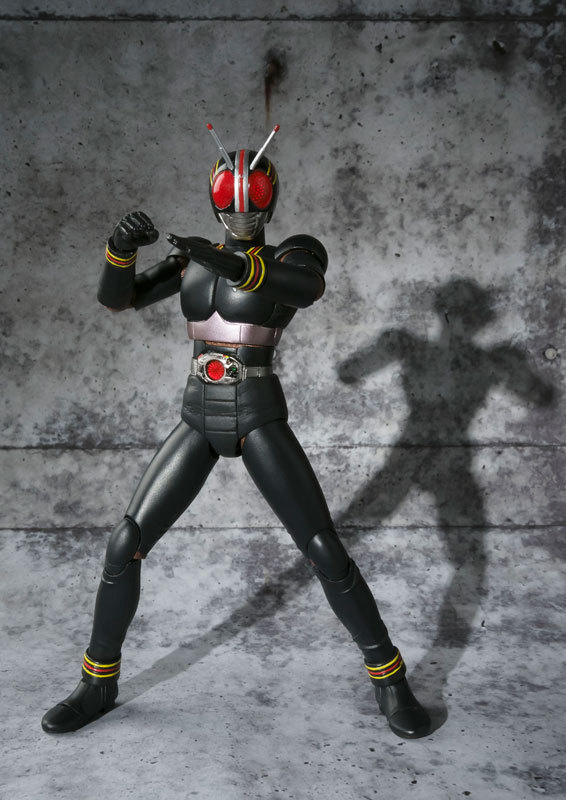 Image 4 - PrettyAngel   Genuine Bandai Tamashii Nations S.H.Figuarts Masked Kamen Rider Black Action Figurebandai tamashii nationsaction figurekamen rider black -