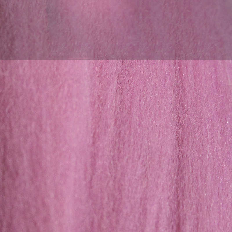 MoTiRo, 1 couleur/ensemble, feutre de laine fourré de couleur unie, motif système rouge & rose, feutre de laine Non fini de bricolage/couture/feutrage/fait main