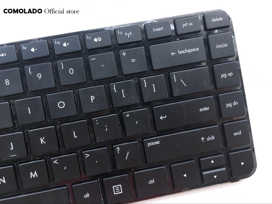 Black New US English for HP Pavilion G4-2000 Keyboard