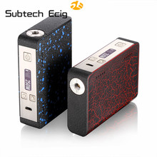 Original ATHENA Pride 250W Box Mod Sailing Big Power VAPE Mod  with DNA 250 Chip adjustable Replaceable 18650 batteries