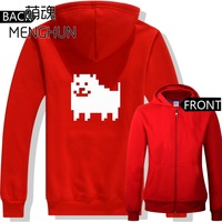 Cool Undertale Lovely Character Haddo Dog Undertale Hoodies Game Fans Colorful Hoodies For Men Ac598