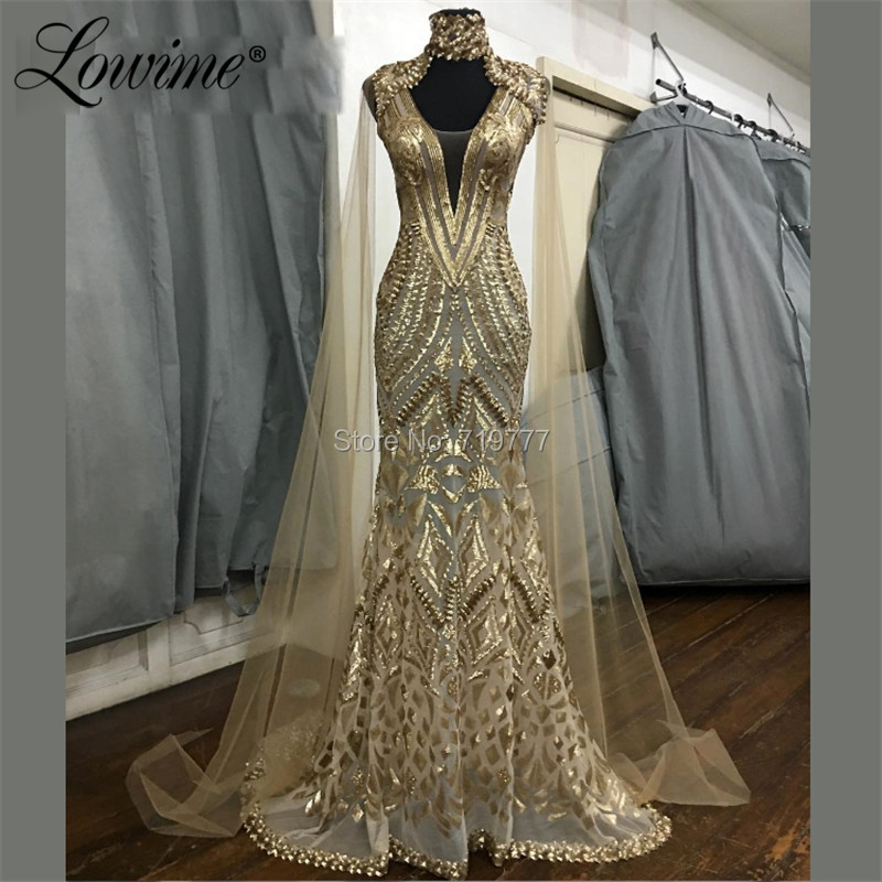 Saudi Arabic Long Kaftans Illusion   Evening     Dress   Women Transparent Party Gowns 2019 Hot Sale Mermaid Tulle Prom   Dresses   Muslim