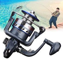 12+1BB Left /Right Interchangeable Fishing Spinning Reel 5.5:1 High Speed River Gear Sea Fishing Tools ALS88