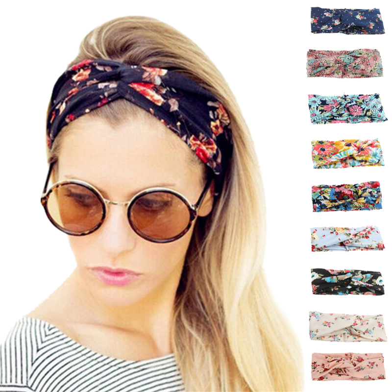 Hair Care & Styling Warmer Knitted Turban Headband For Women Crochet Wool Headbands Bandana Knot Headwrap Bandage Girls Hair Accessories #4 Price Remains Stable Styling Tools