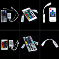 DC12-24V Mini 3/24/44 Key IR Remote Wireless Controller Dimmer Dynamic Mode Infrared For 5050 3528 3014 RGB Led Strip Light