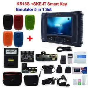 Image 3 - Original LONSDOR K518S Key Programmer Basic Version with  Update