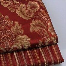 Fabric Curtain Cushion-Material Quilting Sofa Table-Cloth Sewing Euramerican-Style HLQON