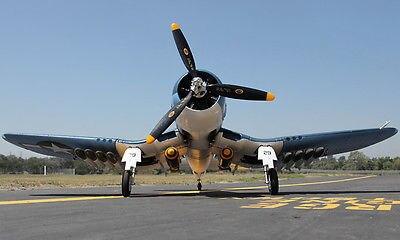 Scale SkyFlight LX EPS 1.6M F4U Corsair Propeller RC Plane RTF Model Folded Wing Ready To Fly W/ Motor Servos ESC Battery skywalker x8 x7 flying wing power combo 12x6 folding propeller ax2820c motor 60a esc es08ma servos