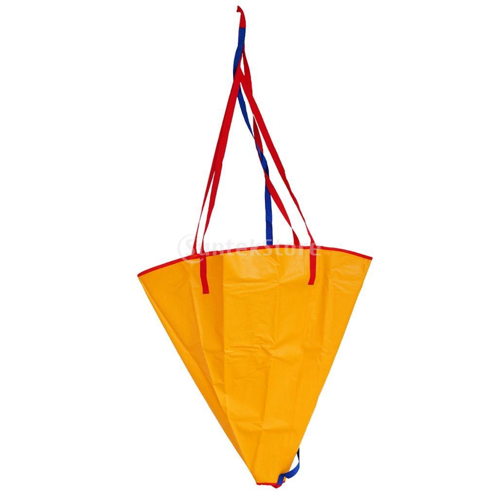 30/36/42/48/54/60 Inch Sea Anchor Drogue Brake Drift Sock Chute Suit Boat/Yacht/Kayak/Dinghy