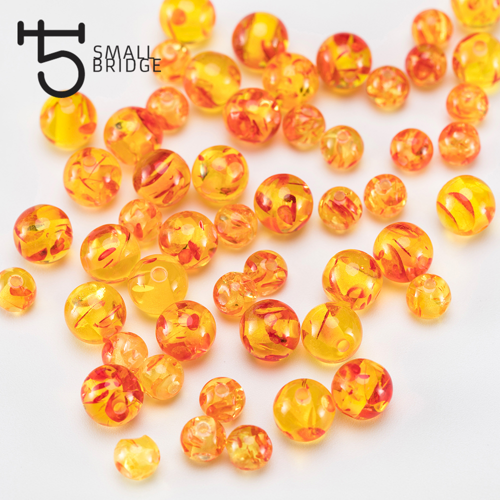 6pcs Limited Edition Lampwork Glass Beads-Girl 13x13mm 79Z-1