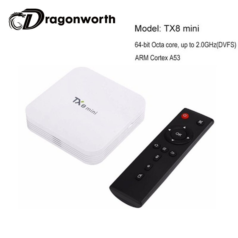 TX8 mini Android 6.0 Marshmallow Amlogic S912 TV BOX 2G/16G 802.11ac 1000M LAN WIFI Bluetooth sammix r95 android 6 0 marshmallow tv box