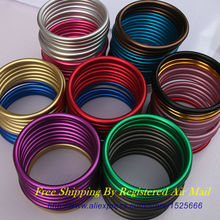 Free Shipping 10pcs/5pairs 3inch baby sling rings affordable wrap ring sling conversion