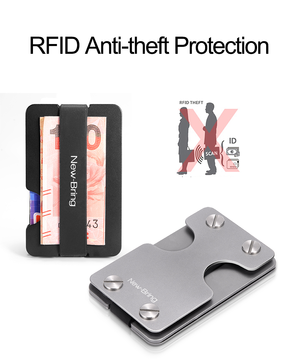 Rfid Money Clip