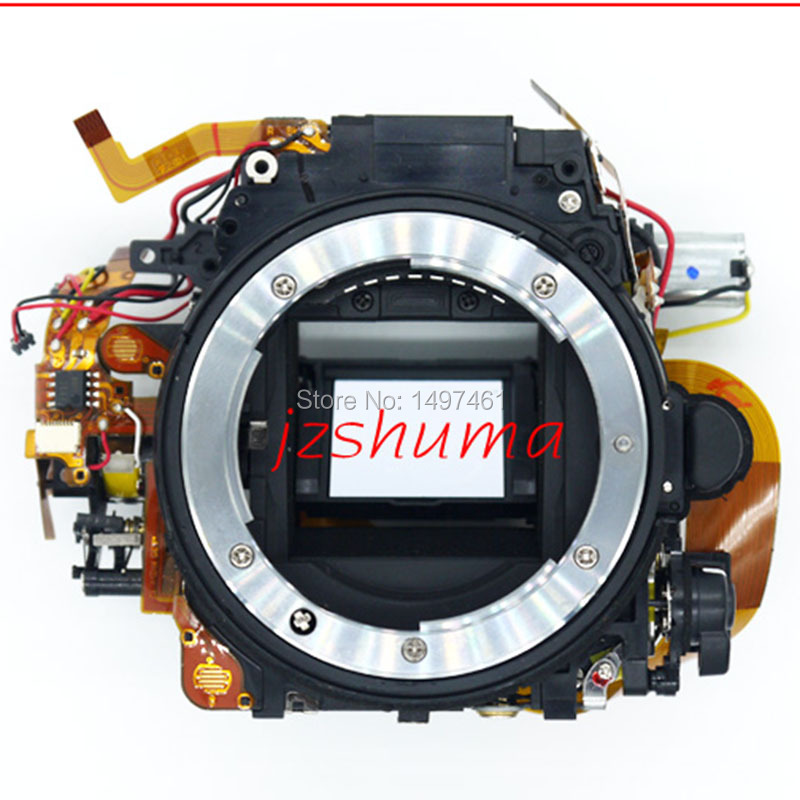 Original Mirror box Without Shutter assy Repair parts For Nikon D7200 SLR free shipping 90%new 5d small body for canon 5d mirror box without mirror slr camera repair parts