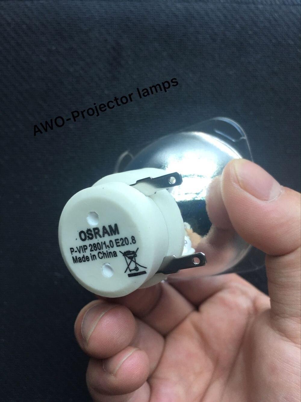 10pc/lot 280W Lamp OSRAM SIRIUS HRI 280W Moving head beam light bulb and MSD Platinum 10R P-VIP 280 W lamp original msd platinum 10r 280w 10r moving head bulb 10r beam lamps for osram