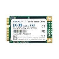 RECADATA 256GB SSD M.2 Solid State Drive mSATA III MLC Flash For Linux Windows 7/ 8/10 For Mac OS