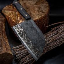 XYj Full Tang Butcher Chef Knife Kitchen Knife