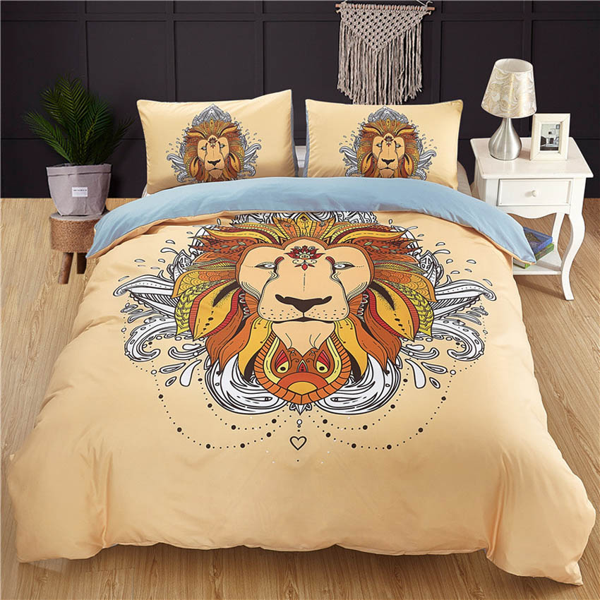 Butterfly Colorful Dragon Duvet Cover Sets Quality Europe Home Bedding Sets Sanding Textiles Pillowcase For Adults Roupa De CamaButterfly Colorful Dragon Duvet Cover Sets Quality Europe Home Bedding Sets Sanding Textiles Pillowcase For Adults Roupa De Cama